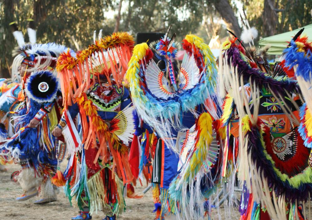 Native American celebrate several holidays and festivals.