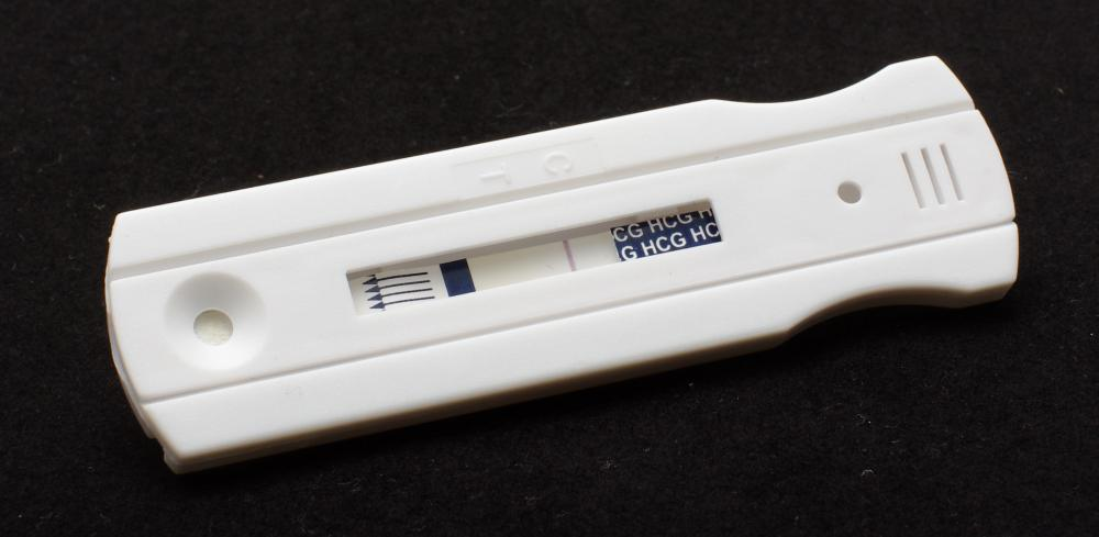 If you get a negative pregnancy test but no period after IUI, wait a few days and test again.