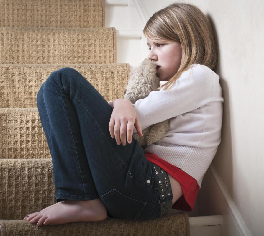 Children who are bullying often develop emotional issues.