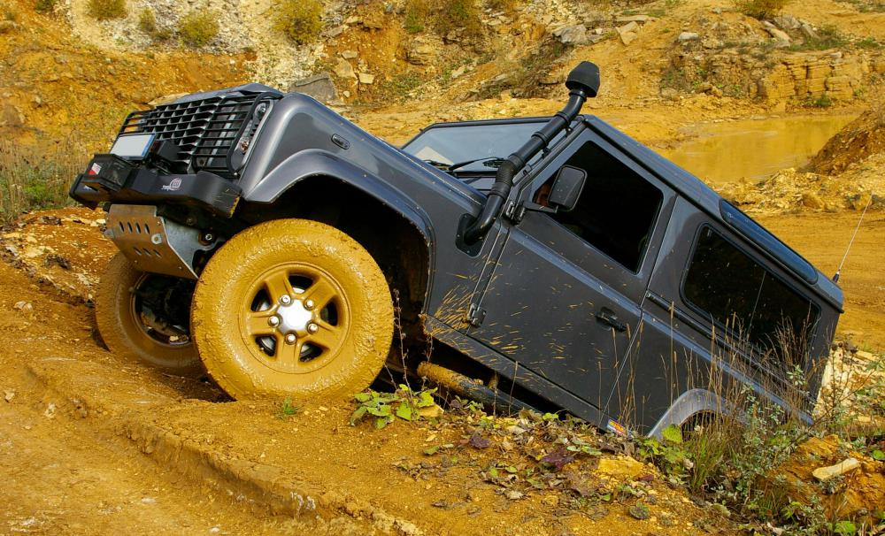 A manual transmission may be found in off-road vehicles.