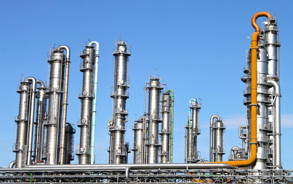 Process equipment is customized for its particular use.