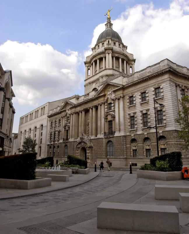 The Old Bailey played a major role in Dickens' In A Tale of Two Cities.