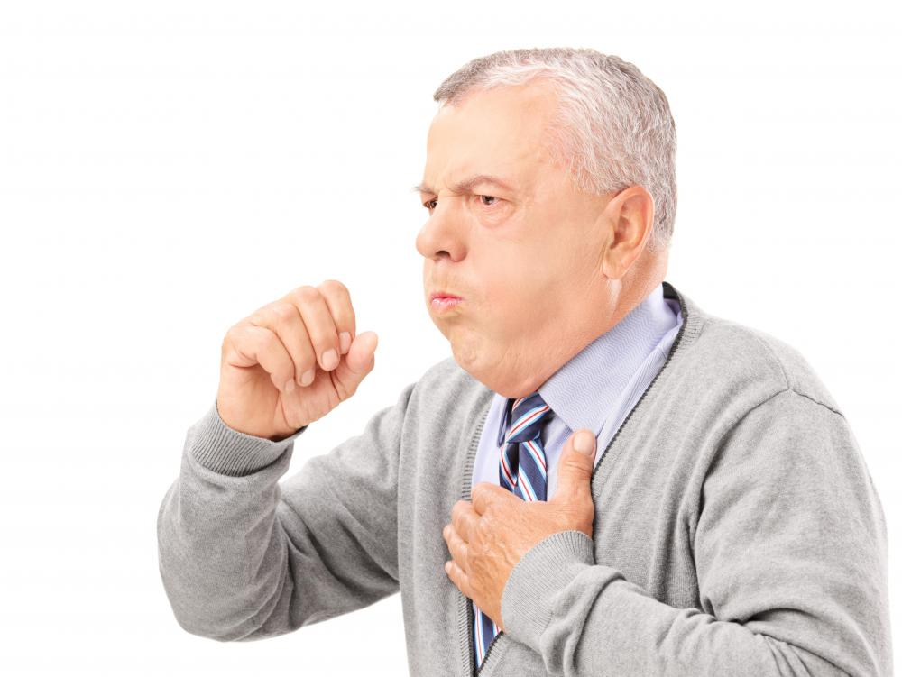 Palpitations with coughing may indicate a more serious heart issue.
