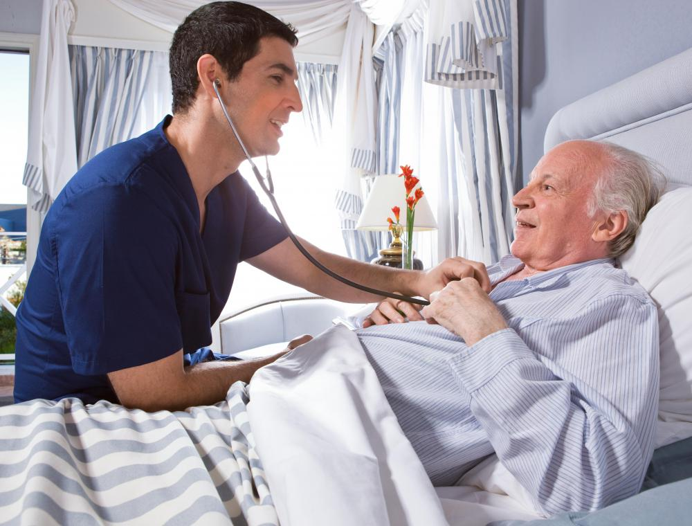 Patients may require hospitalization as a result of severe side effects of interleukin therapy.