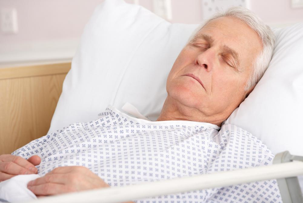 Life support may be used for years when a person is in a coma.