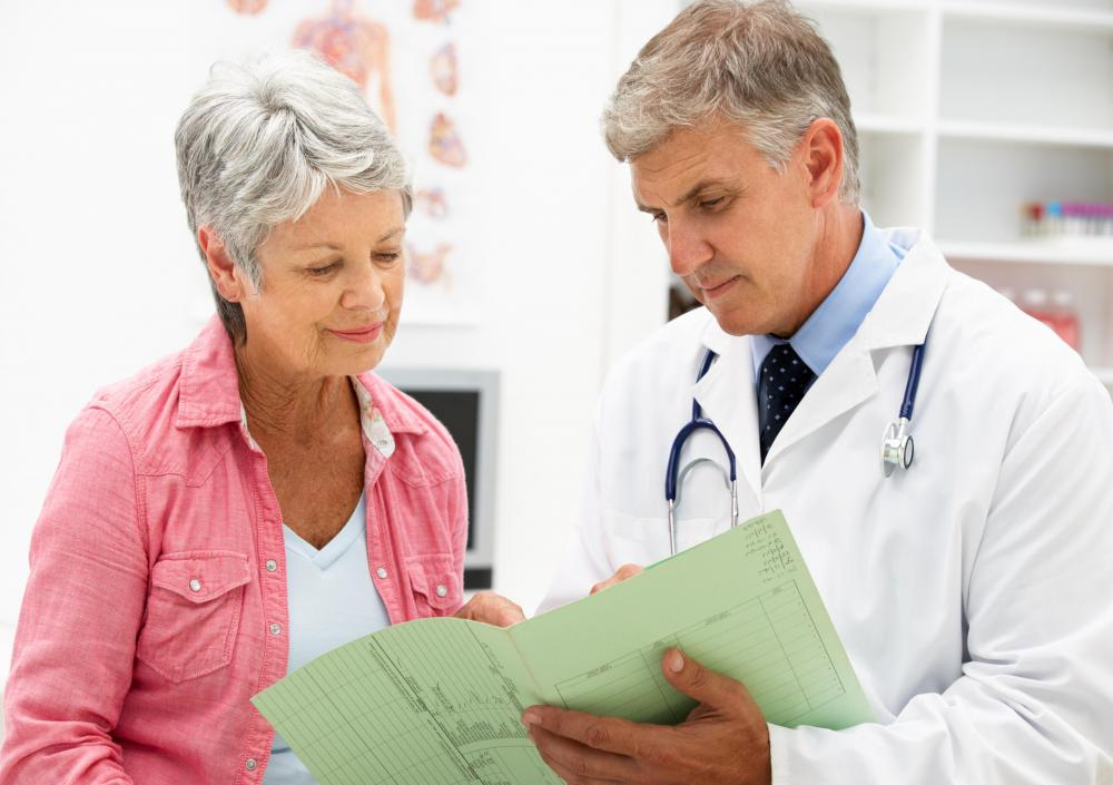 An individual's doctor is often able to assist her or him with selecting an insurance plan.