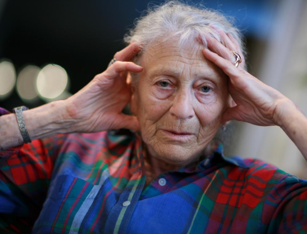 A patient assessment on someone who is elderly might include screenings to determine the presence of a mental disorder.
