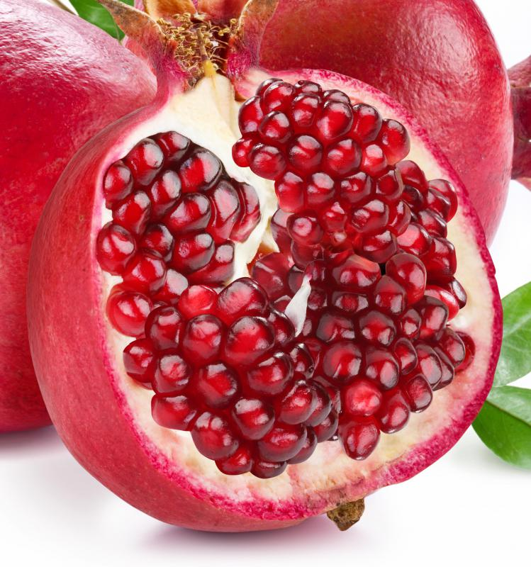 The pomegranate is a symbolic fruit during Rosh Hashanah.