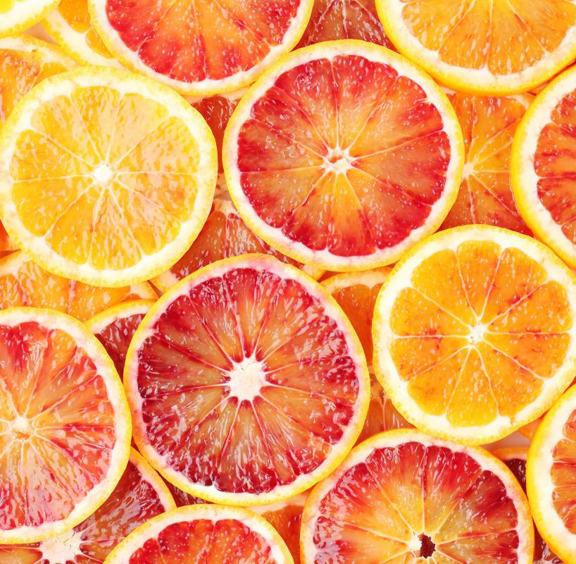 Citrus fruits are high in d-pinitol.