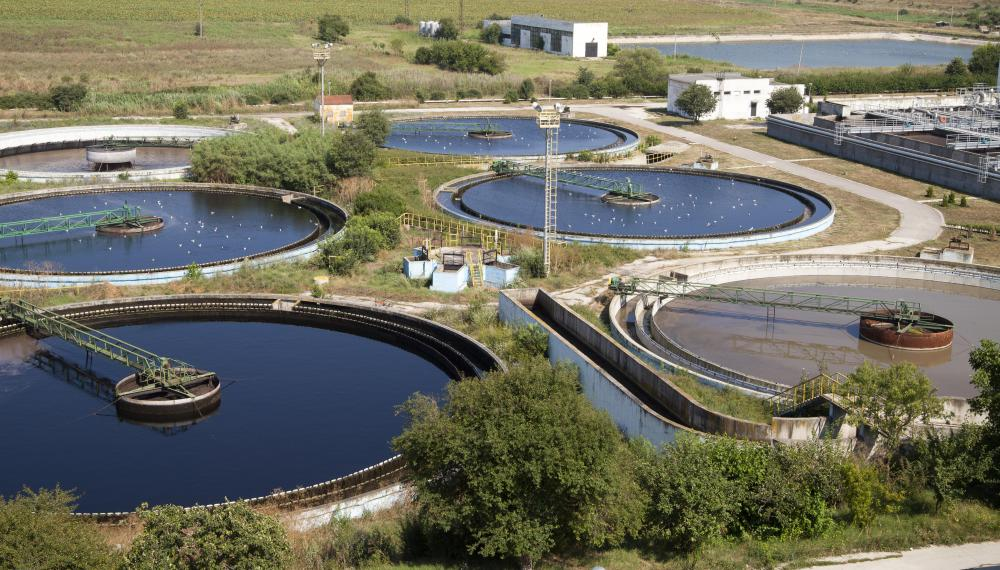 Flocculation is used in water treatment to separate and remove dangerous sediment from wastewater.