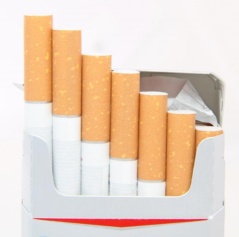 Inhaling cigarette smoke can significantly increase a woman's risk of cervical cancer.