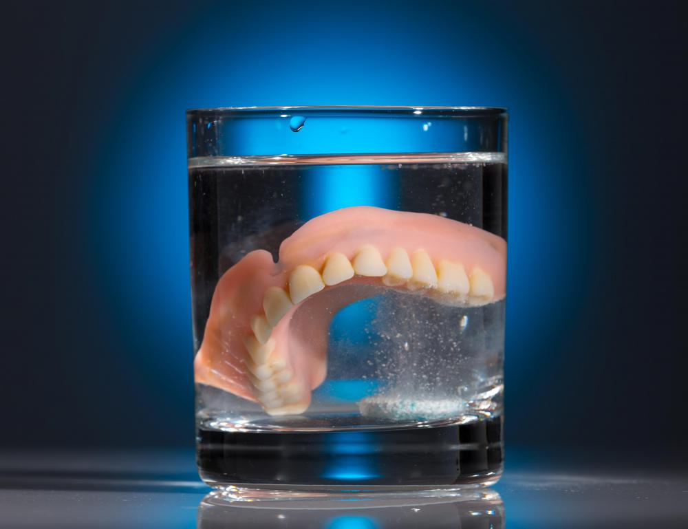 Flexible dentures are meant to be more comfortable and hygienic than hard dentures.