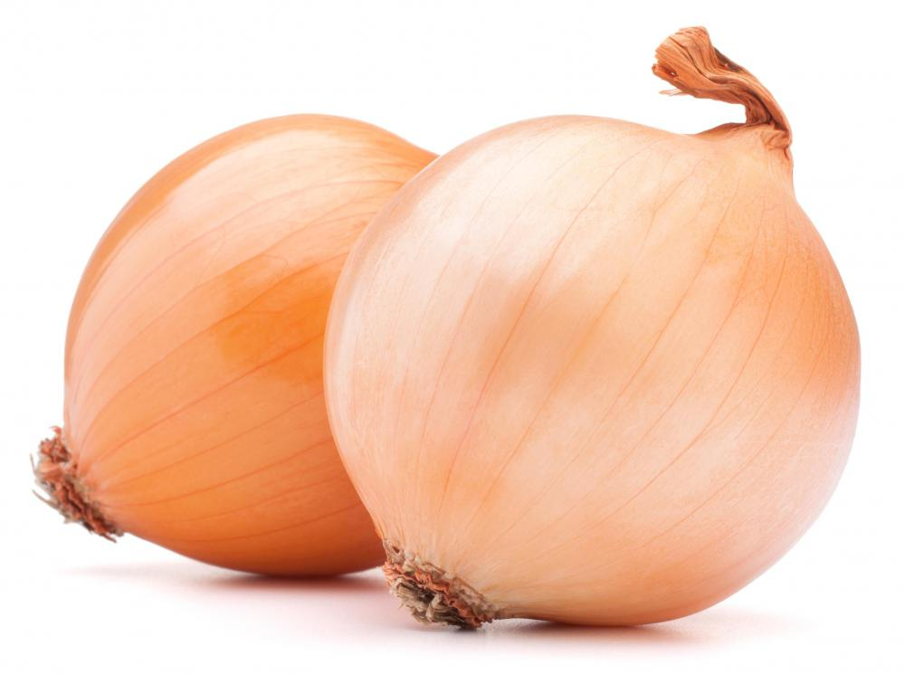 Food that contains onion can make it easier to breathe.