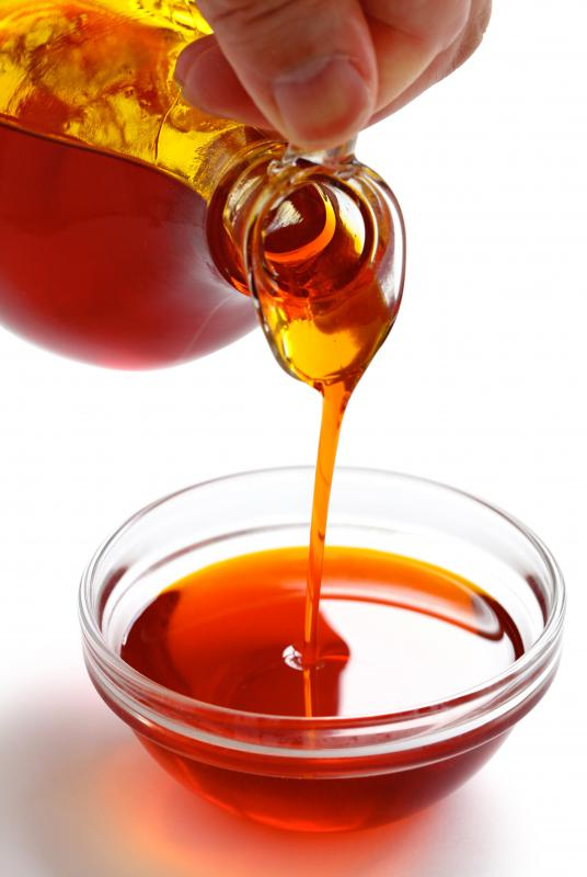 Palm oil has been used as alternative energy.