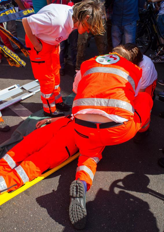 Emergency medical personnel must be able to quickly provide a patient assessment to come up with a treatment plan.