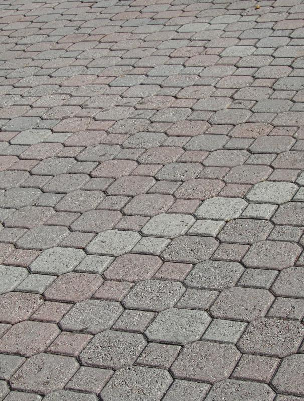 Weather resistance and strength are two benefits of interlocking pavers.
