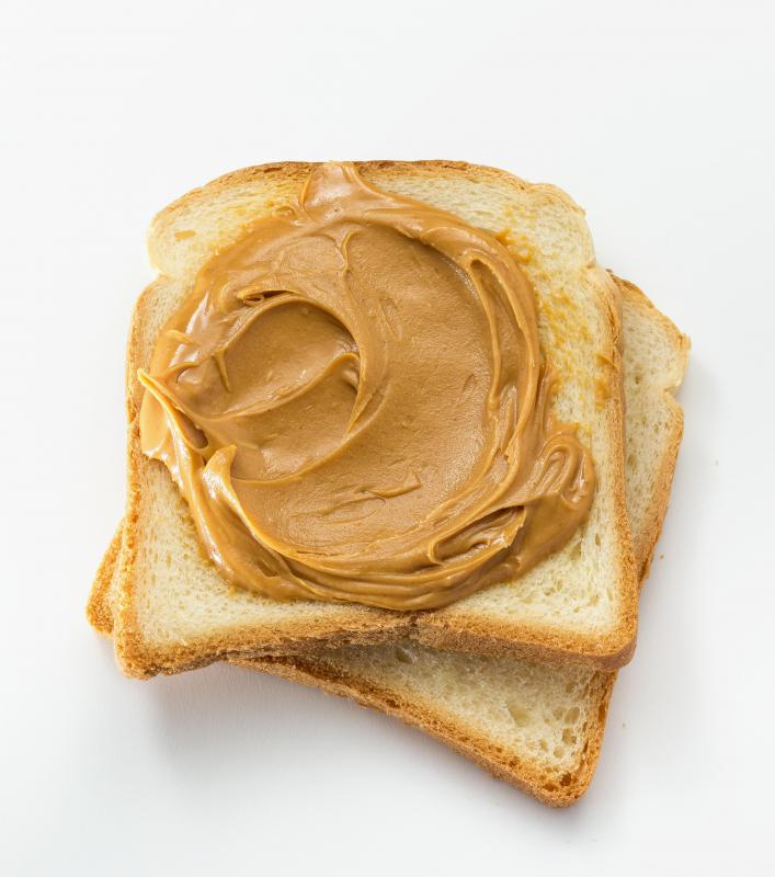 Physicians recommend that patients eat peanut butter and other specific foods when taking chromium picolinate supplements.