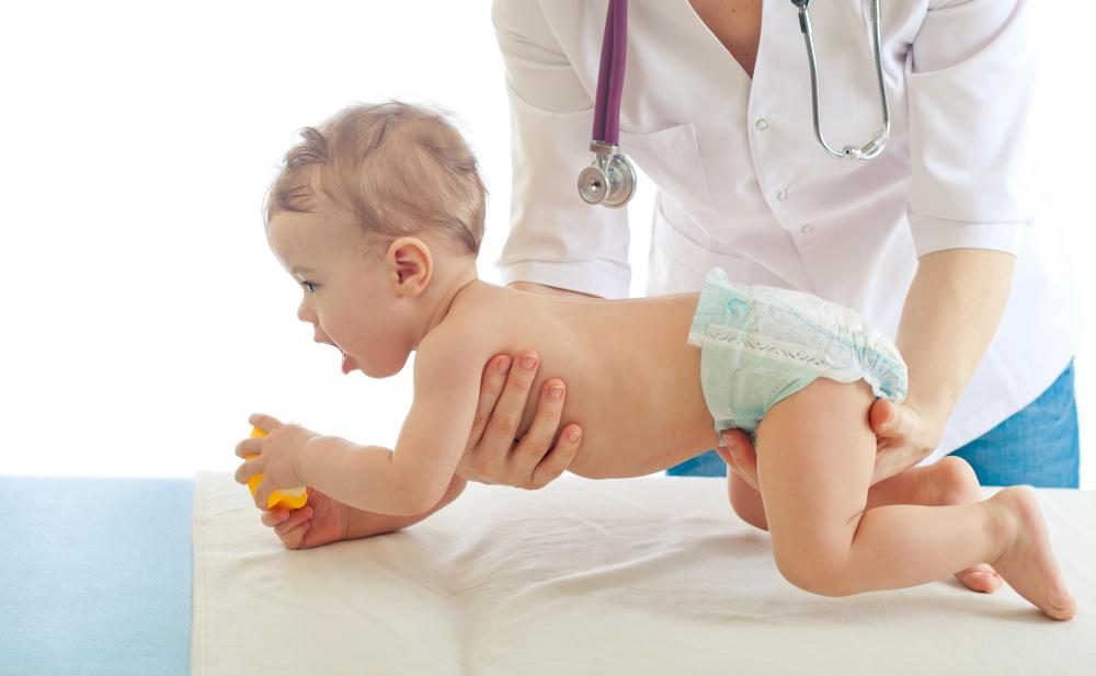A baby who cannot crawl by age one may be at higher risk for developmental delays.