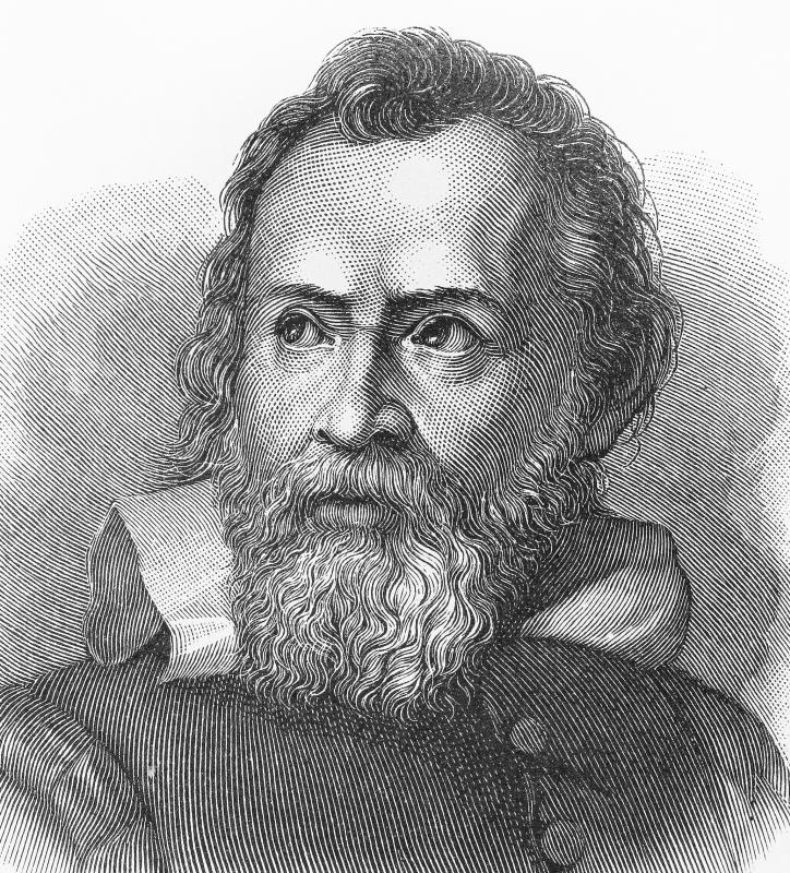 Galileo made great strides in the study of gravity around the year 1600.