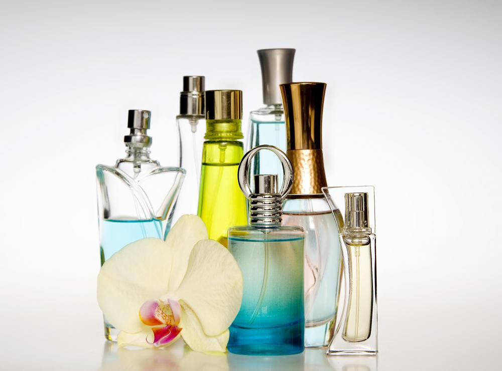 Levender is a popular ingredient in perfumes.