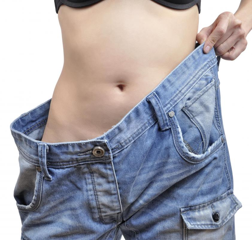 Torso Track may be able to help someone lose unwanted weight.