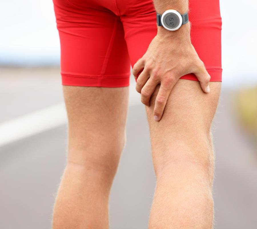 Symptoms of muscle disease may include cramping and muscular spasms.