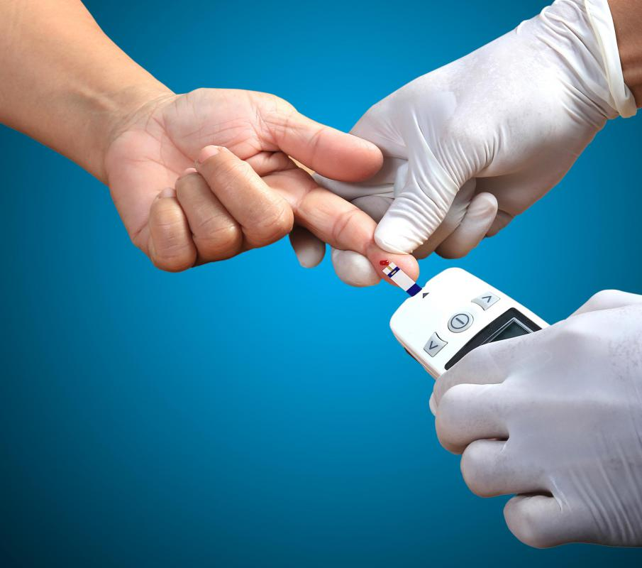 Homeostasis is maintained when blood sugar levels are all within permissible levels.