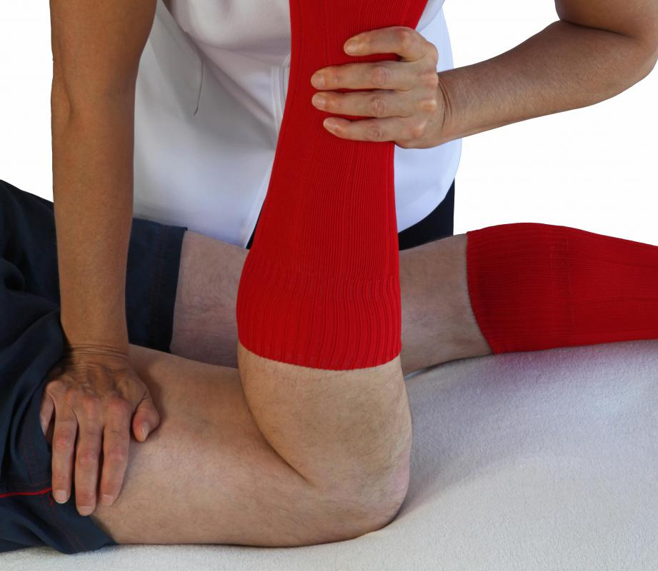 Physical therapy may be needed for people who have experienced damage to growth plates.