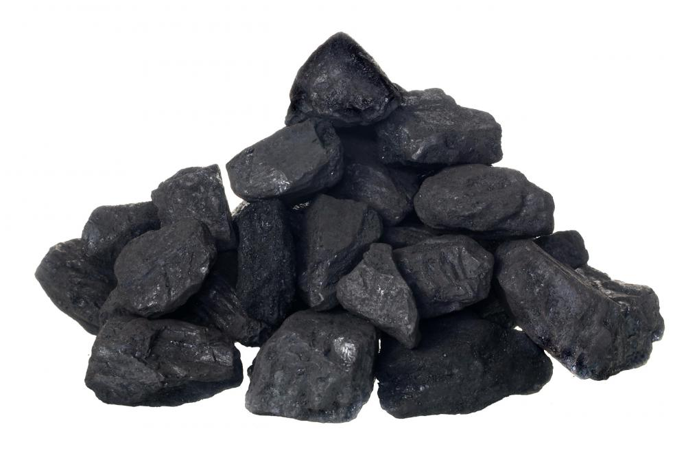Carbon, found in coal deposits, is the chemical with the highest melting point.