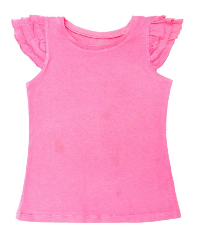 Today, pink is more associated with little girls.