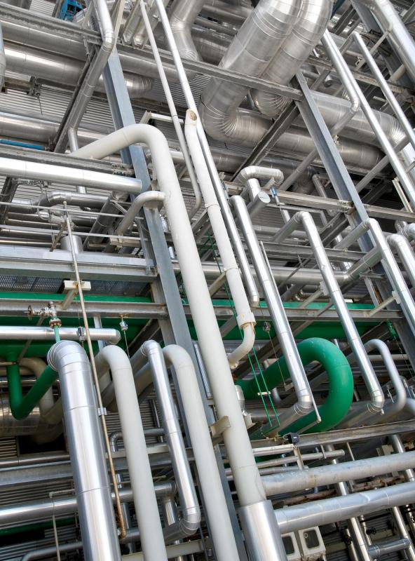 Pipe fabrication may be performed to update an existing piping system.