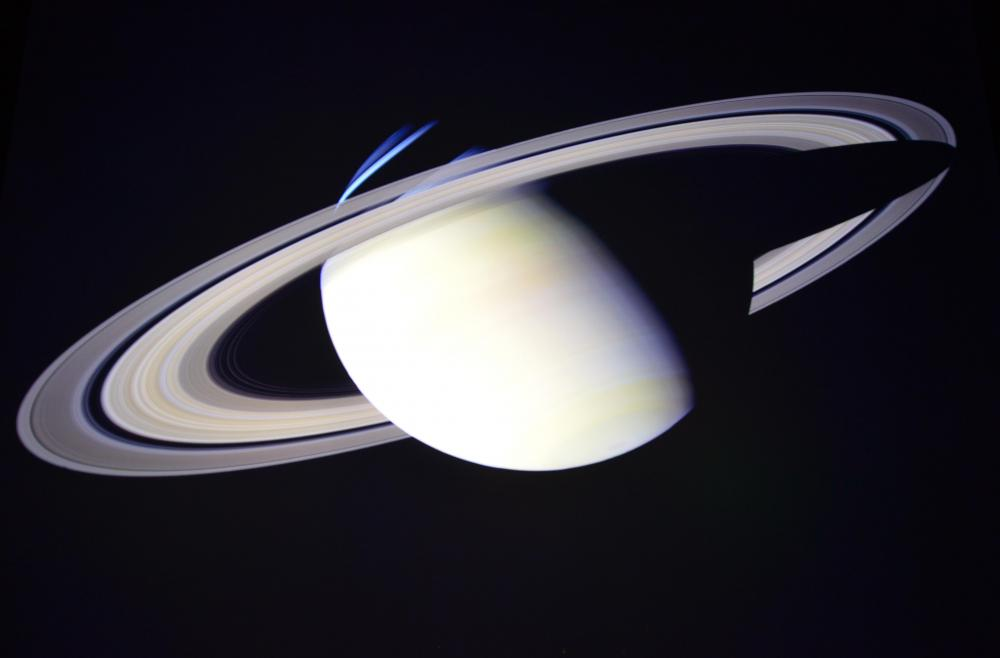 NASA's Pioneer and Voyager probes explored Saturn and other planets in the outer Solar System.