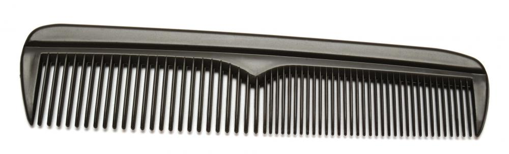 Plastic combs are usually less costly than wood combs.