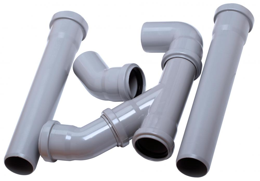 There are five different types of plastic pipe joints a plumber can use.