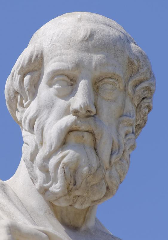 Plato disagreed with Isocrates' work.