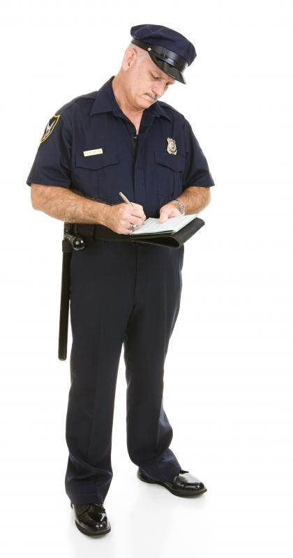 Police who work regular beats are the primary type of local law enforcement professional.