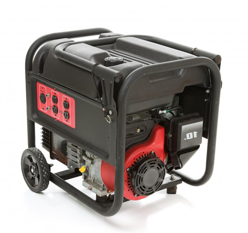 Many people use generators as a guard against rolling blackouts.