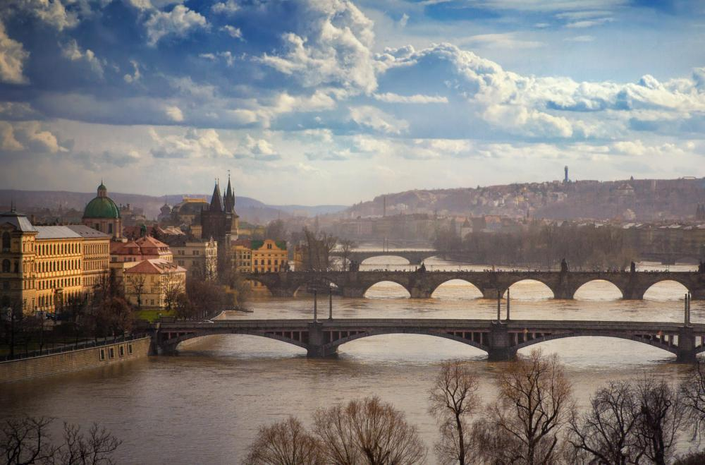 Prague is the ancient capital of Bohemia, which is now part of the Czech Republic.