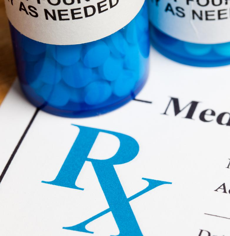 Drug abuse may start with prescription medications.