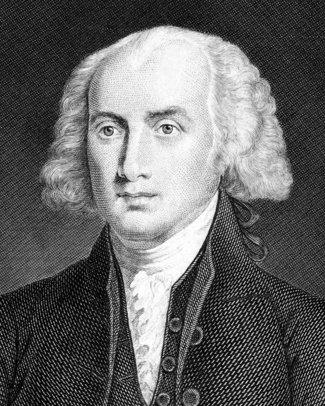 James Madison drafted the Virginia Plan.