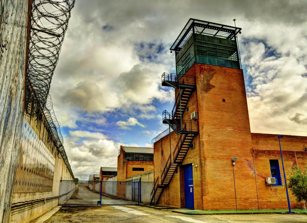 Rikers Island prison is vast, with 10 different facilities.