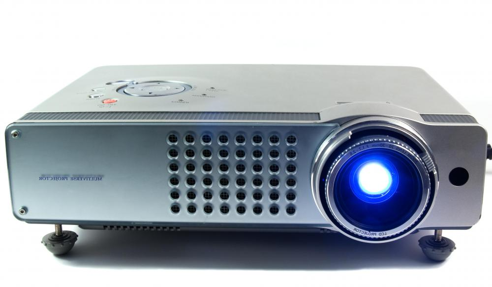 Digital projectors are high quality items.