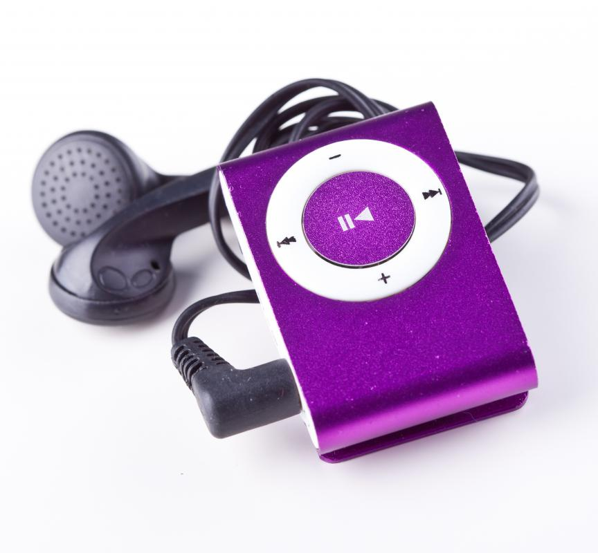 A new MP3 player is a great gift idea for many people.