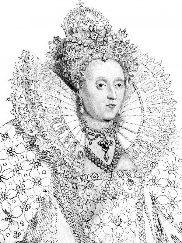 Renaissance playwrights often enjoyed the patronage of Queen Elizabeth I.