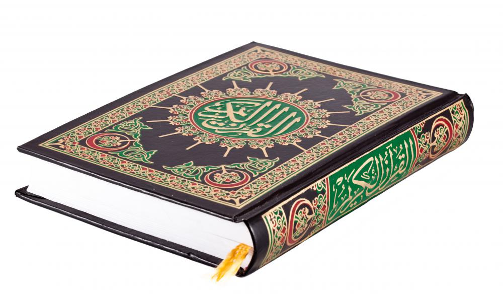 A Shi'a cleric must study the Qur'an for many years in order to become an ayatollah.