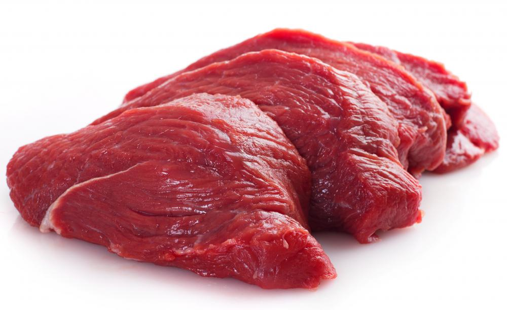 Eating raw beef can lead to diarrhea or bloody stool.