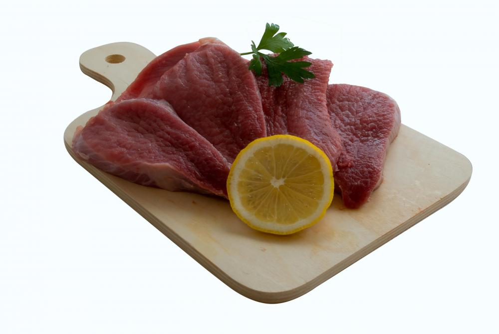 Consuming lean red meat can supply an individual with a health dose of zinc, and help boost the immune system.