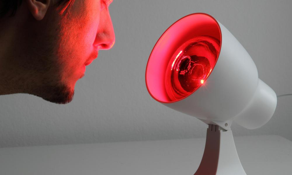 Red light therapy may help with poor circulation.