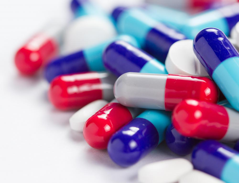 Antibiotics help the body fight disease.