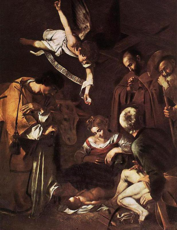Religious figures and characters were often depicted in Baroque paintings.